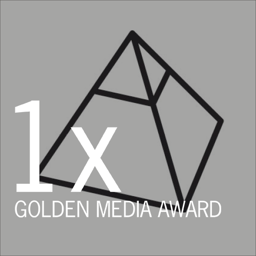 GOLDEN MEDIA AWARD