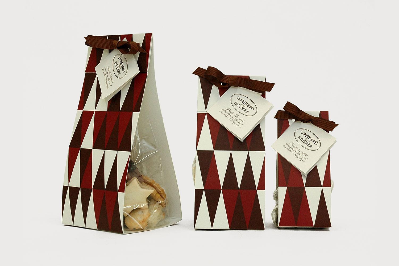 Cafe Landtmann_Corporate Design_Packeging