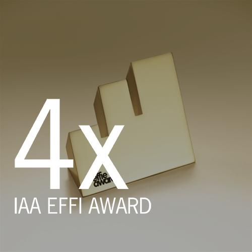IAA EFFI AWARD